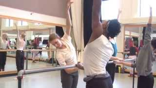 Mini-Documentary on Black Ballet Dancer