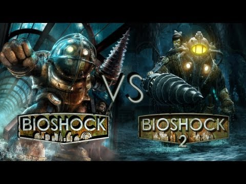 My opinion on Bioshock and Bioshock 2