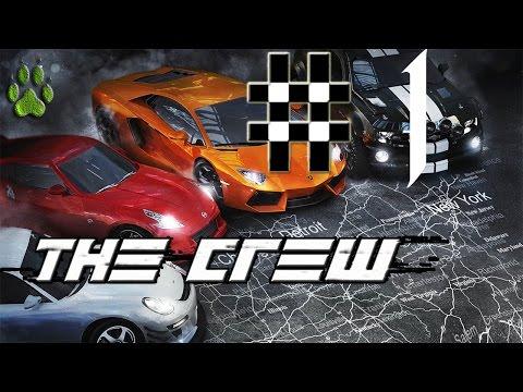 The Crew gameplay en español - Parte 1 - A lo Fast y furioso baby