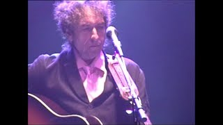 Bob Dylan,  Its Alright Ma I'm Only Bleeding, Newcastle 19.09.2000