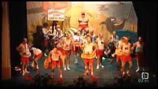 """Carnaval de Úbeda en DiezTV 2013 - Final: Chirigota """"Sálvame Deluxe"""""""