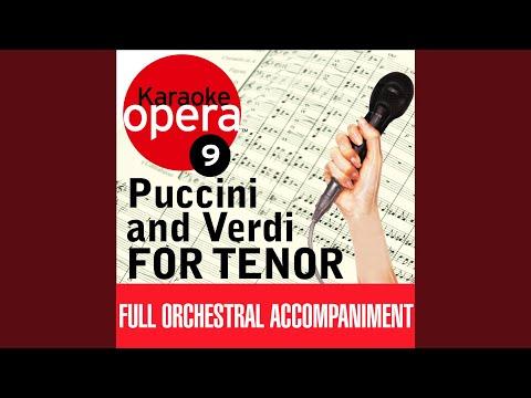 Tosca: Recondita armonia - Andante lento (no vocals)