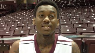 Missouri State guard Marcus Marshall interview
