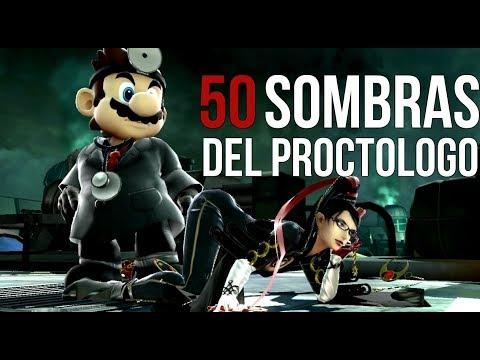 50 SOMBRAS DEL PROCTOLOGO