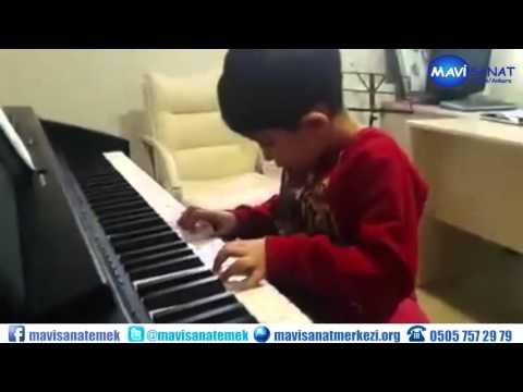 Mavi Sanat Piyano Dersleri - 2