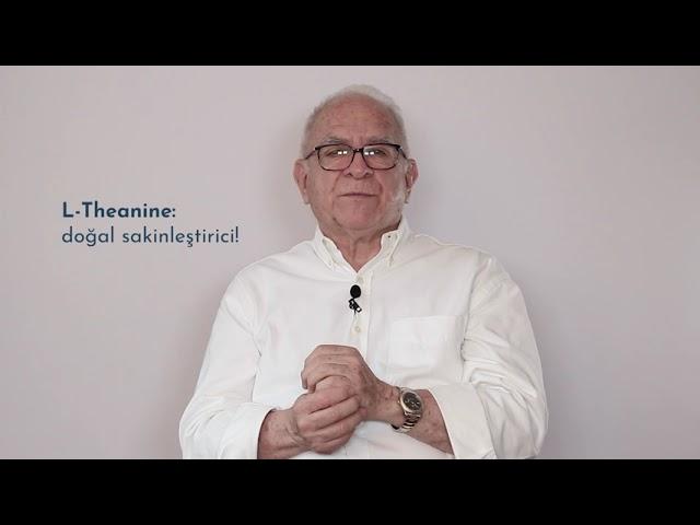 Doğal Sakinleştirici L-Theanine