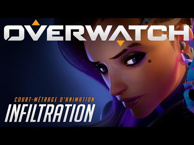 Court-métrage d'animation : Infiltration (FR)