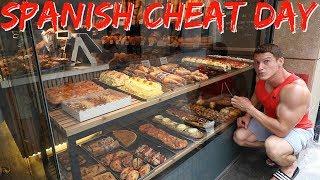 SPANISH CHEAT DAY | Full Holi-Day of Eating | Vilanova