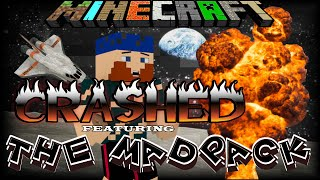 Modded Minecraft | Crashed | #4 WHAT AM I DOING?