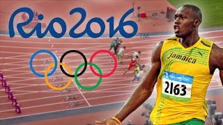 Rio 2016: Usain Bolt makes Olympic history by winning 100m gold for 3rd consecutive time