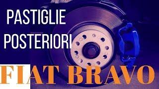 Come sostituire pastiglie freno posteriori su FIAT BRAVO 2 (198) [TUTORIAL]