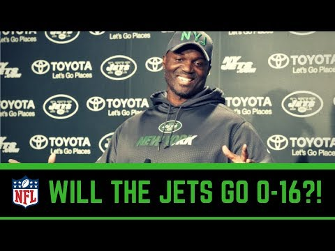 Will The New York Jets Go 0-16 In 2017?