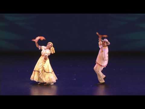Ballet Folklórico México Danza - La Mariquita (Guerrero)