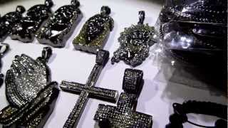 (SOLD)$250 25 piece CLEARANCE! Jesus Pieces/Crosses/Praying Hands/Rosary/Bracelet/Watch! Hip Hop