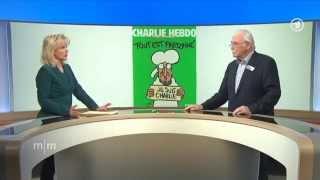 Dieter Hanitzsch zum Anschlag auf Charlie Hebdo