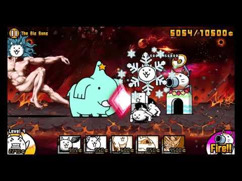 The Battle Cats - The Big Bang (88% God Treasure)