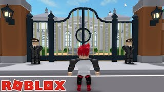 I TAKE THE MANSION OF MY NEIGHBORS IN ROBLOX 😱