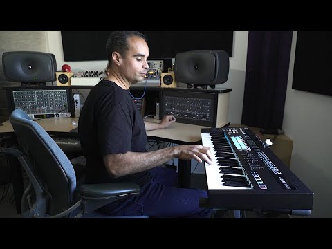 John Tejada on his studio set-up (Electronic Beats TV)