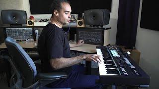 John Tejada on his studio set-up (Electronic Beats TV)
