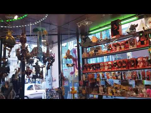 Toy store in Amsterdam