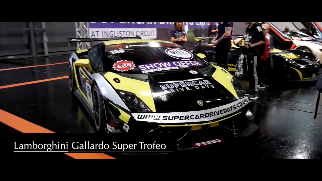 Lamborghini Gallardo Super Trofeo Race Car In Depth Interior And