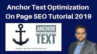 Anchor Text Optimization  On Page SEO Tutorial 2019 | Digital Marketing Tutorial