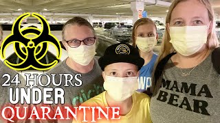 24 Hours with 6 Kids in Quarantine