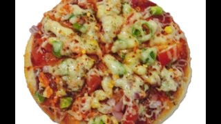 Uttapam Pizza - Sanjeev Kapoor - Quick Chef