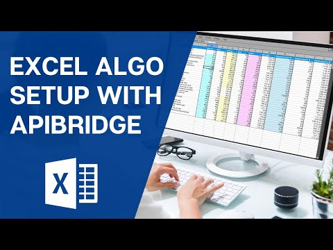 Excel Algo Trading - No Coding Required