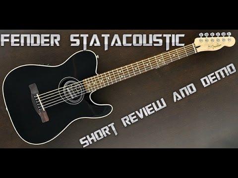 Fender Stratacoustic Plus Acoustic Electric Guitar