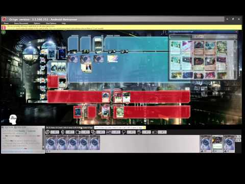 Android: Netrunner - kiv (Noiseshop) vs che (Titan Transnational)