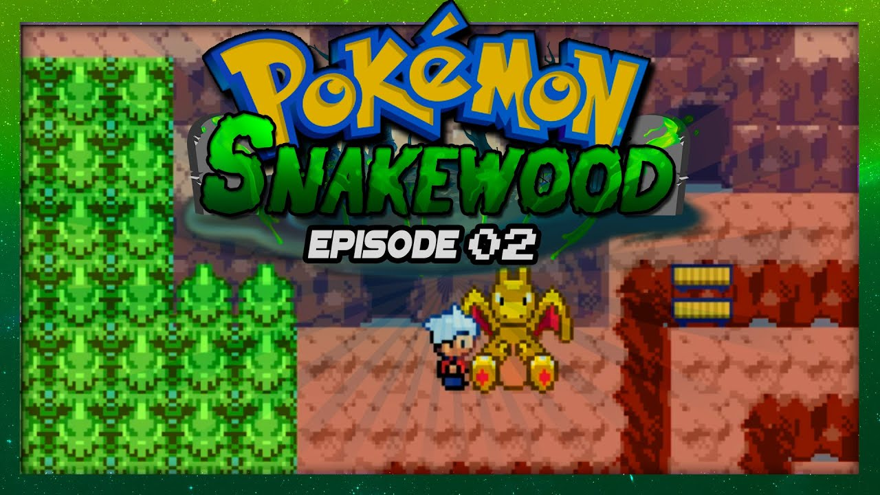 Pokemon snakewood zip file download