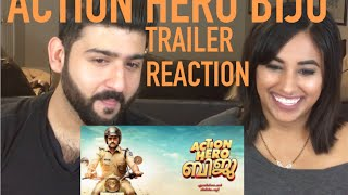 Action Hero Biju Trailer Reaction | Nivin Pauly | RajDeep