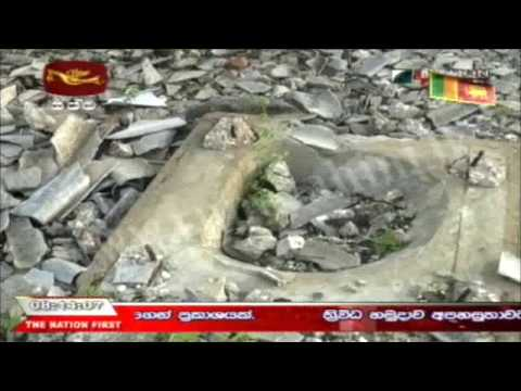 Paranthan Chemical Factory, the Hallmark of Paranthan. Wanni Operation 12 th January 2009