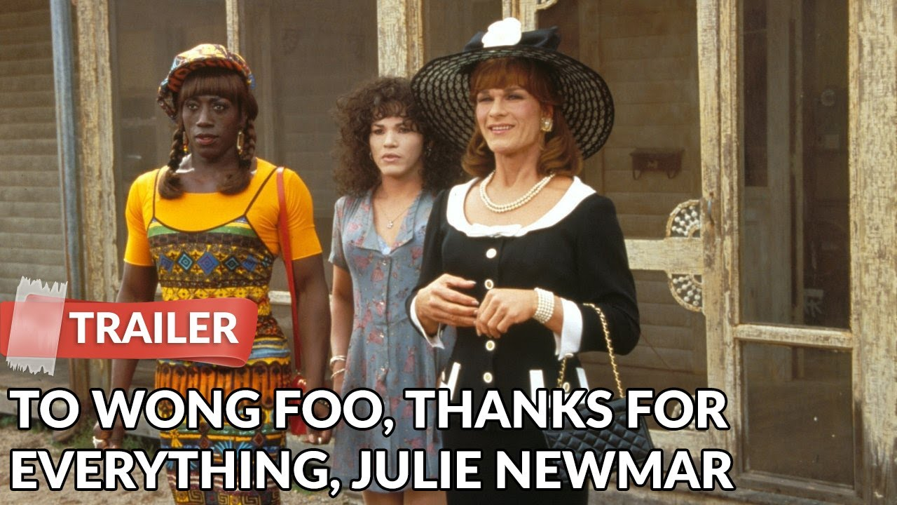 Download To Wong Foo Thanks for Everything, Julie Newmar 1995 Trailer | Patrick Swayze