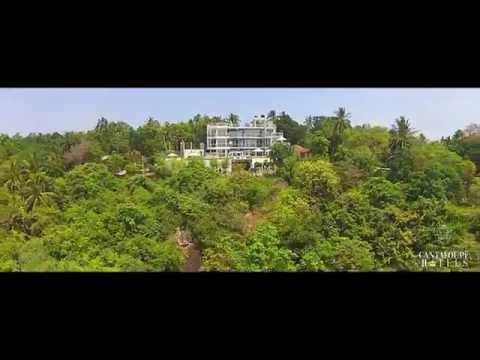 The Southern Coast of Sri Lanka