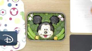 Disney Parks How-To Make A Bento Box Magical: Mickey Mouse  Walt Disney World