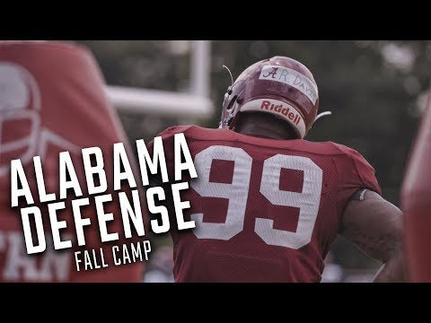 Alabama practice report: Full pads come on, new film crew spotted