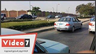 بالفيديو...لنشرة المرورية.. كثافات متحركة بشوارع وميادين القاهرة والجيزة