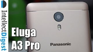 Panasonic Eluga A3 Pro Unboxing Features Camera And ARBO Overview