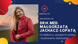 Dr n. med. Małgorzata Jachacz-Łopata