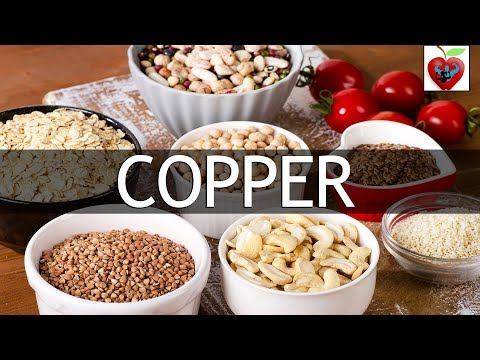 Top 10 Foods High In Copper || Health Tips Daily Life