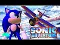 Sonic Adventure DX Dreamcast Models Light Textures Sonic Story 4K HD mp3