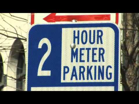 How to use Parking Pay Station Meters