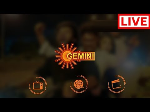 Gemini TV Live | How to Watch Gemini Channel Live Online