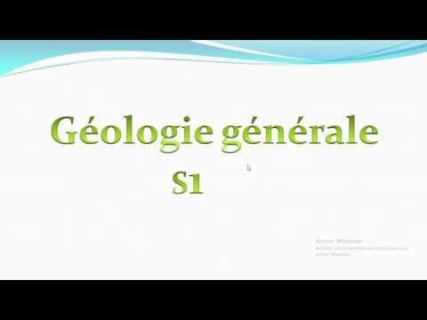 cours geologie generale S1 complet 2017