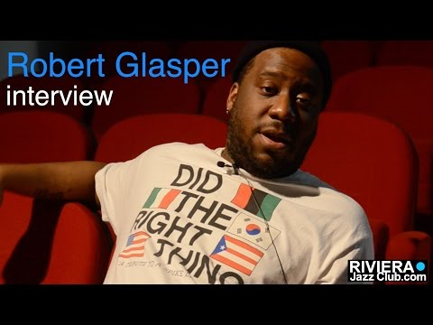 Robert Glasper Interview