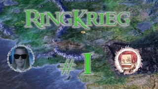 Lets Play Together - Edain 3.81 Ringkrieg #1