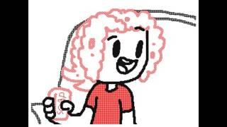 Game Grumps Animated: Dan's Hair
