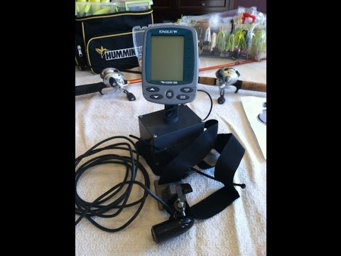 hqdefault adapting eagle cuda fish finder for a float tube youtube eagle cuda 168 wiring diagram at fashall.co